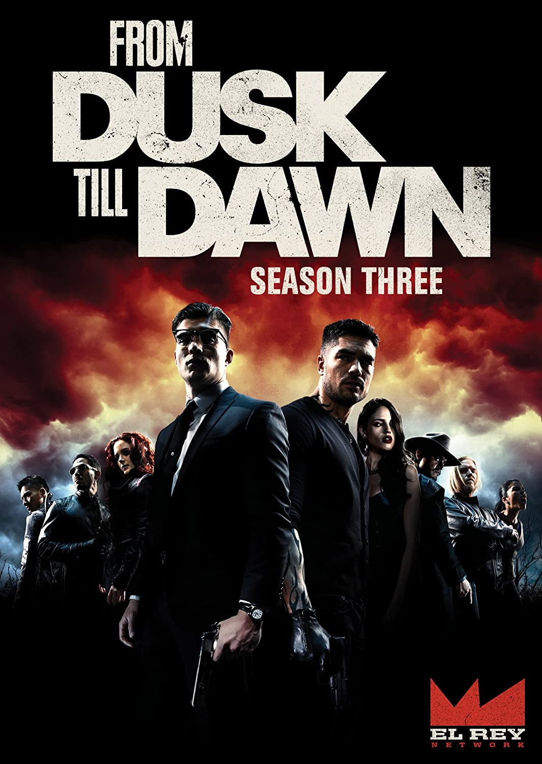 Amazon Com From Dusk Till Dawn The Series Season 3 D J