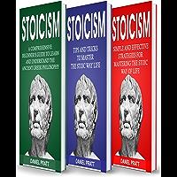 Stoicism: Bible of 3 Books in 1- Beginner's