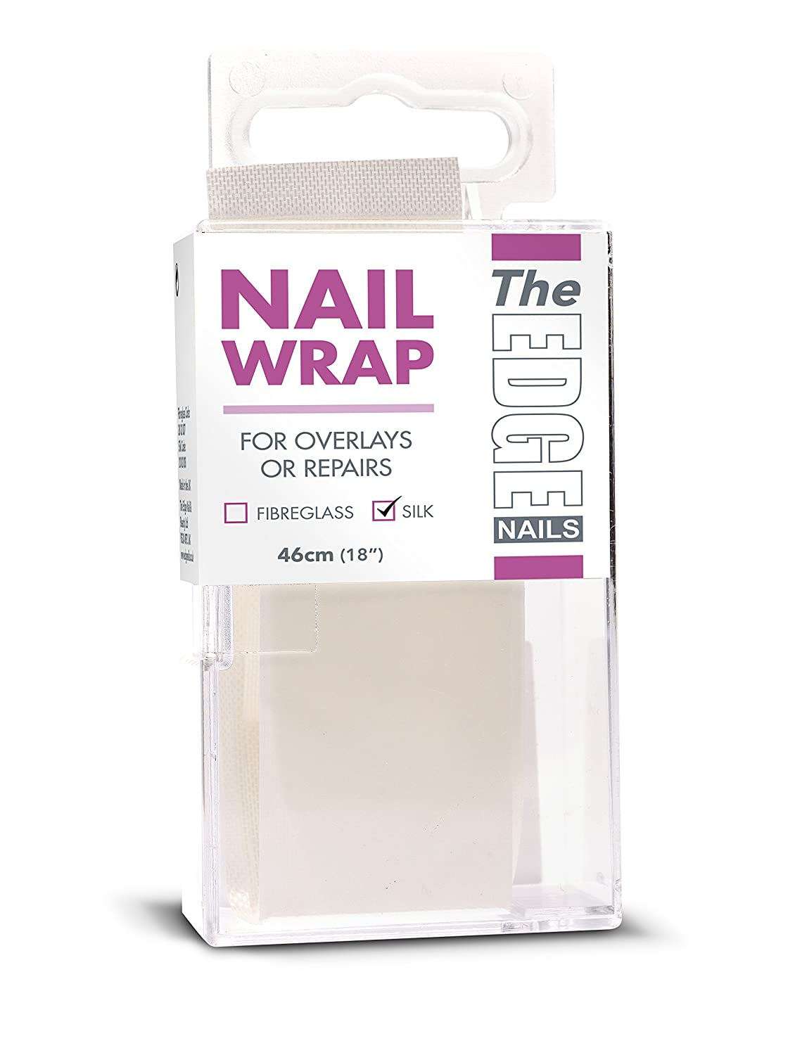 The Edge Nails Silk Nail Strip 18inch: Amazon.co.uk: Beauty