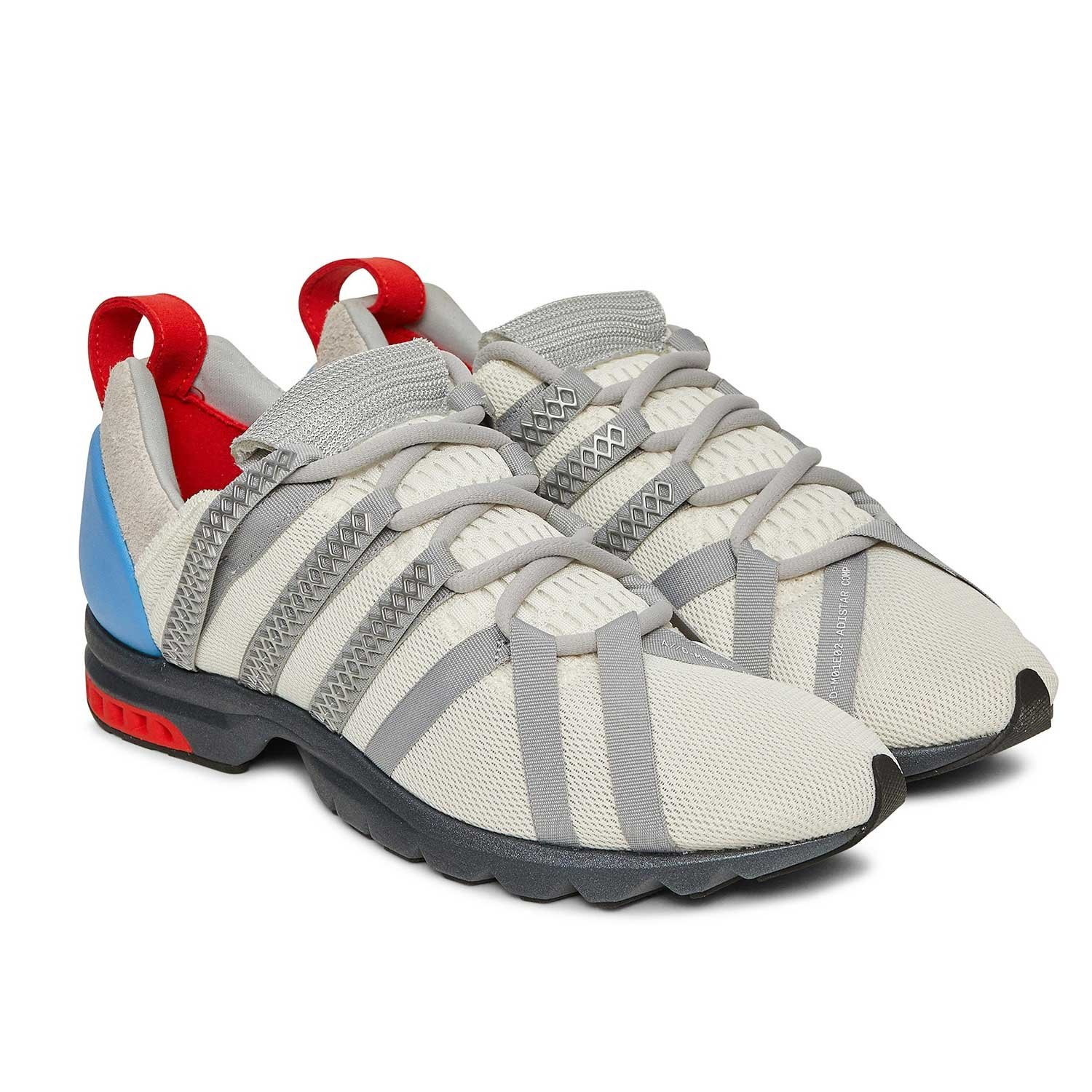 low priced 568a0 52843 Amazon.com  adidas Mens Consortium AD Pack TwinStrike Adistar Comp Core  WhiteClear Onyx BY9836  Fashion Sneakers