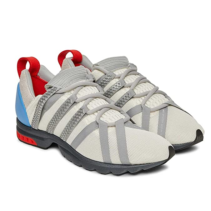 low priced 5439a 1d7f8 Amazon.com  adidas Mens Consortium AD Pack TwinStrike Adistar Comp Core  WhiteClear Onyx BY9836  Fashion Sneakers