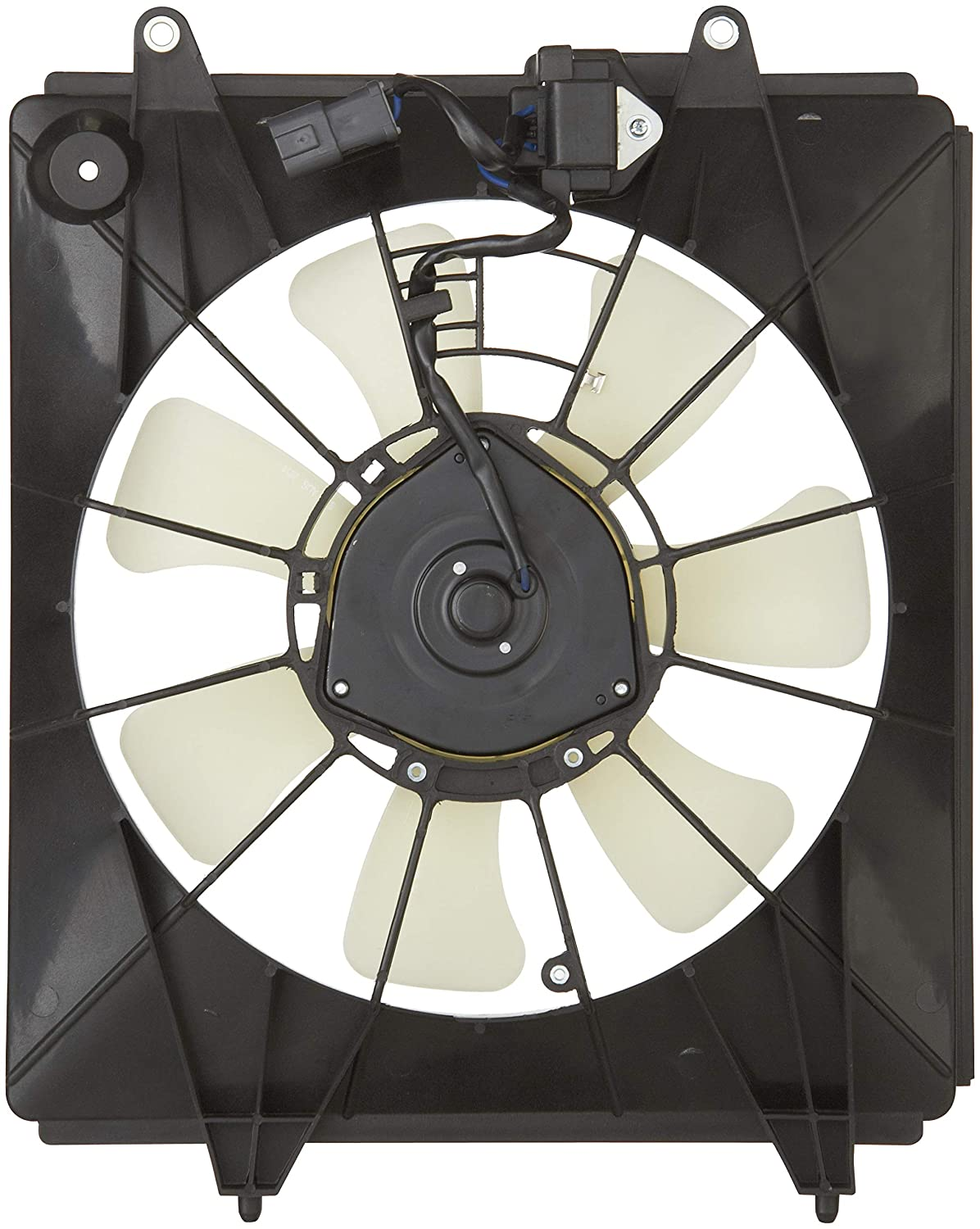 Spectra Premium CF18036 Air Conditioning Condenser Fan Assembly