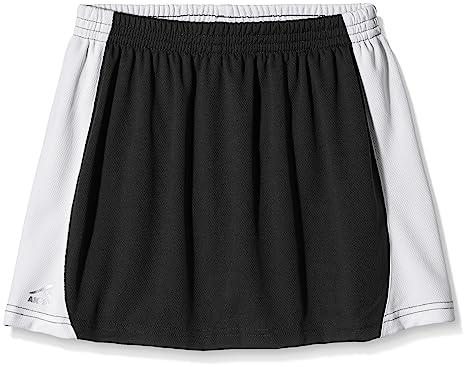 7e90b419f4 Trutex Girl's Sector Skort Skirt, Schwarz (Black/White), Small