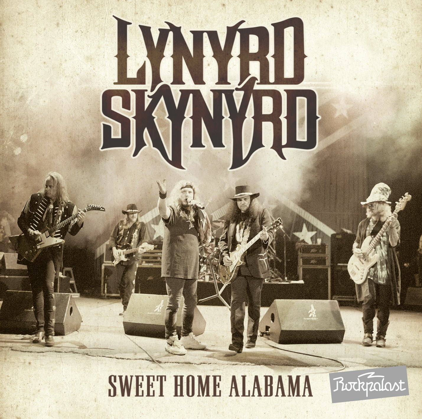 Sweet Home Alabama Live At Rockpalast [2 CD]