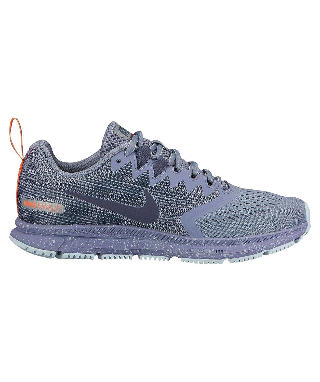 Nike Womens Air Zoom Span 2 Shield Running Shoe - UK 7.5 ...