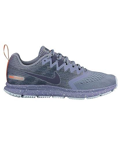 Nike Donna Air Zoom Span 2 Shield In esecuzione scarpe scarpe esecuzione UK 7.5, DARK SKY   2e38c4