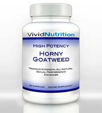 Amazon.com: Alta potencia Horny Goat Weed de Vivid salud ...