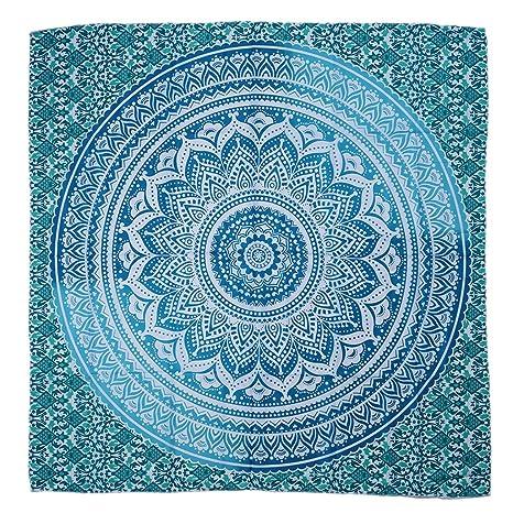 Manta de la Playa, Outgeek Mandala de Impreso Cuadrado Impreso Picnic Tapicería Toalla de Playa