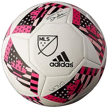 adidas MLS Glider – Balón de fútbol - B00U60HL6U, Blanco/Rojo/Azul ...