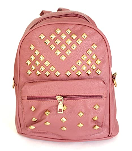 TIED RIBBONS Faux Leather Trendy Backpack for Coaching College School  Casual Bag Daypack for Girls   Women(Aztec Tribal Print 13821cda27200