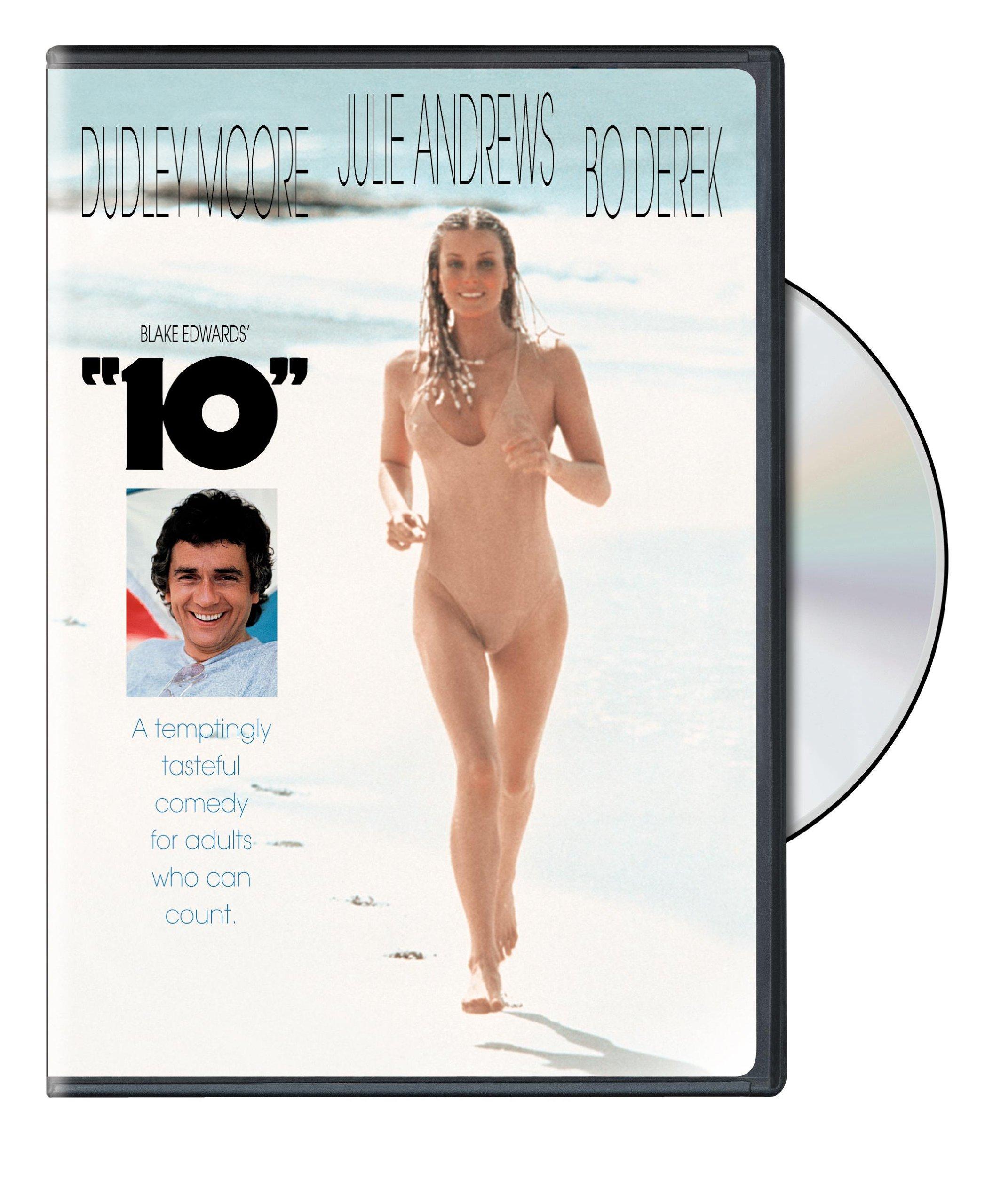 """DVD : """"10"""" (Ten) (Full Frame, , Repackaged, Amaray Case, Widescreen)"""