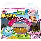 Hamster in a House Small House - vehículos de juguete (Multi, Chica, Batería, Interior, Window box)