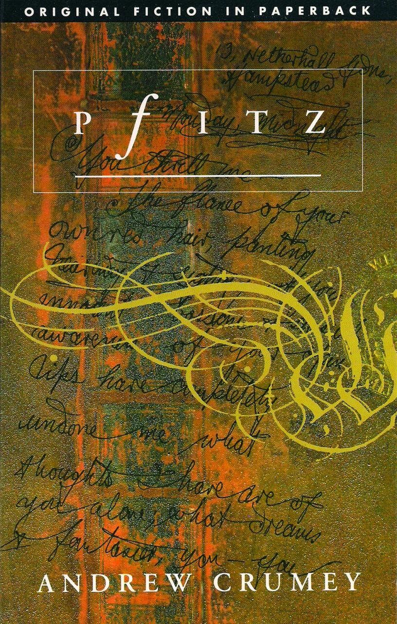 Pfitz (Contemporary English Language Fiction) by Dedalus Limited