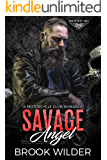 Savage Angel: A Motorcycle Club Romance (Rough Jesters MC Book 1)