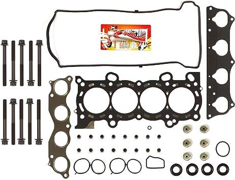 Pistons and Rings Fits 02-06 Honda CR-V 2.4L DOHC 16v K24A1