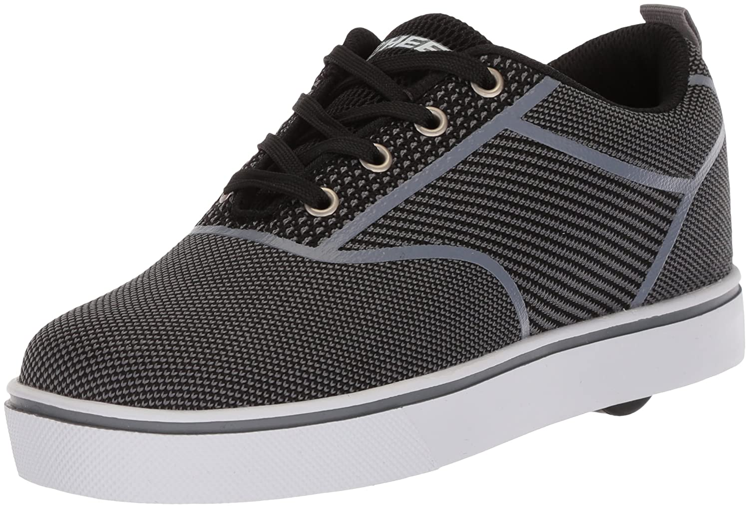 Heelys Kids' Launch Knit Tennis Shoe -