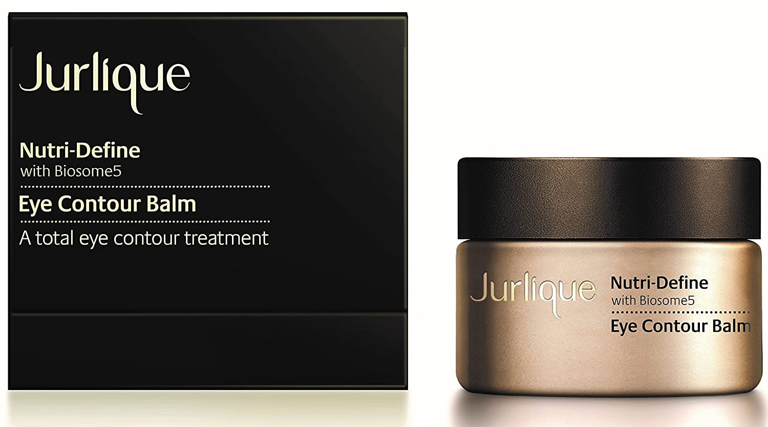 Jurlique nutri define eye contour balm new 0.5oz 111500