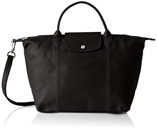 e651f1f4ba74b Longchamp - Bolso de mano de Cuero Mujer