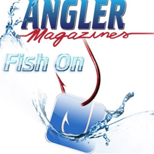 Angler on the go (Fishing Photograph)