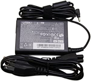 LITEON 19V 3.42A PA-1650-80 AC Adapter Power Supply Charger Black for Chromebook