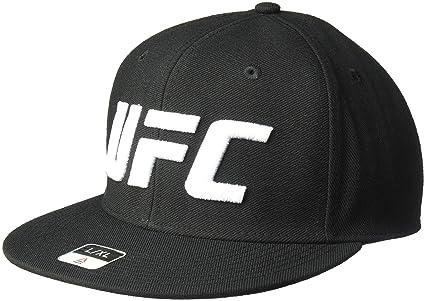 Amazon.com   UFC Unisex-Adult Flat Visor Flex SMU Cap   Sports ... 1a50eac34990