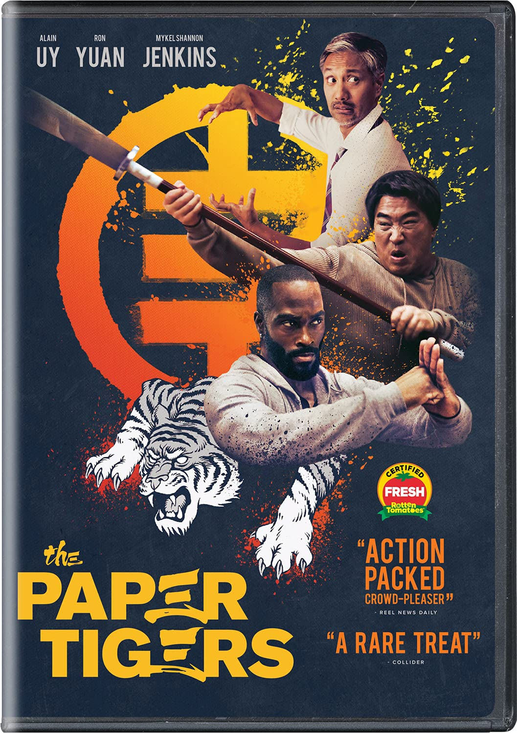 The-Paper-Tigers-(DVD)