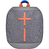 Ultimate Ears Wonderboom 2 Altavoz Inalámbrico, Graves Profundos, Sonido Envolvente de 360°, Impermeable, Conexión de 2…