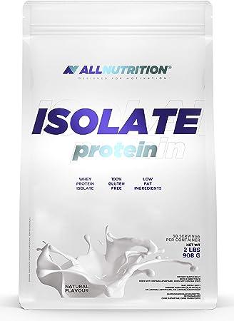 ALLNUTRITION aísla 908g paquete de 1 proteína de suero ...