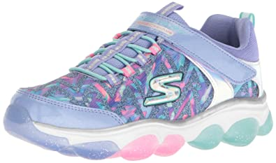 3c4c7c09d161 Skechers Kids Girls  Skech-AIR Groove-Glitter N GO Sneaker