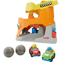 Fisher-Price Baby Toy Little People Off Road ATV Adventure