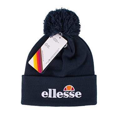 Image Unavailable. Image not available for. Colour  ellesse Men s Beanie -  Blue - 038afb592ae8