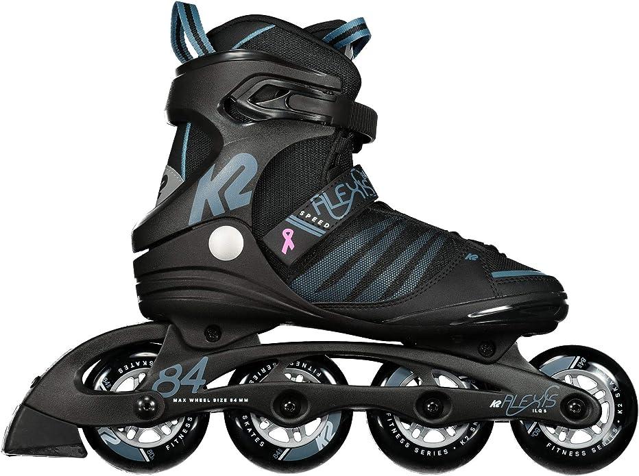 Skates Alu Inline K2 Damen Alexis 84 Speed UpSzMV