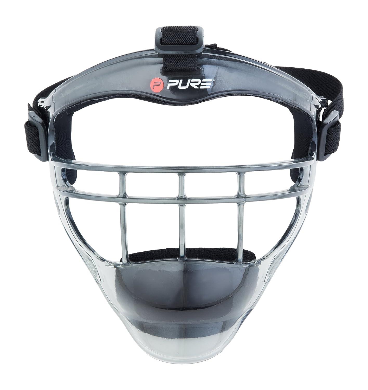 Pure2Improve Máscara Protección Béisbol Ajustable Modelo para Jóvenes/Adultos