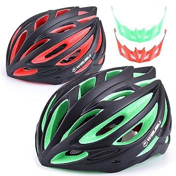 Casco de Bicicleta con Flujo de Aire, Especializado para Ciclismo de Carretera y Montaña con