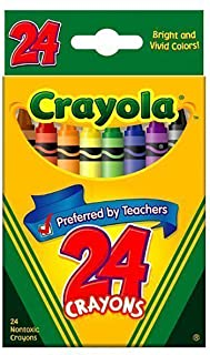 product image for Crayola Crayons 24 Count - 2 Packs