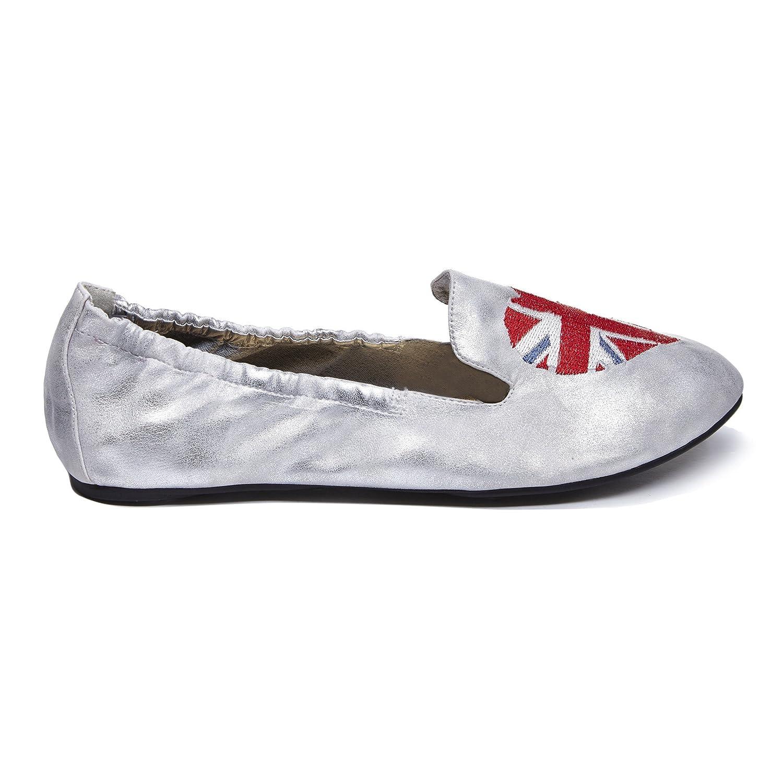 Materiale suola  Gomma Chiusura  Senza chiusura. Altezza tacco  4 mm. Tipo  di tacco  Senza tacco. Composizione materiale  100% tessile. Larghezza  scarpa  ... 73ec4f23acc