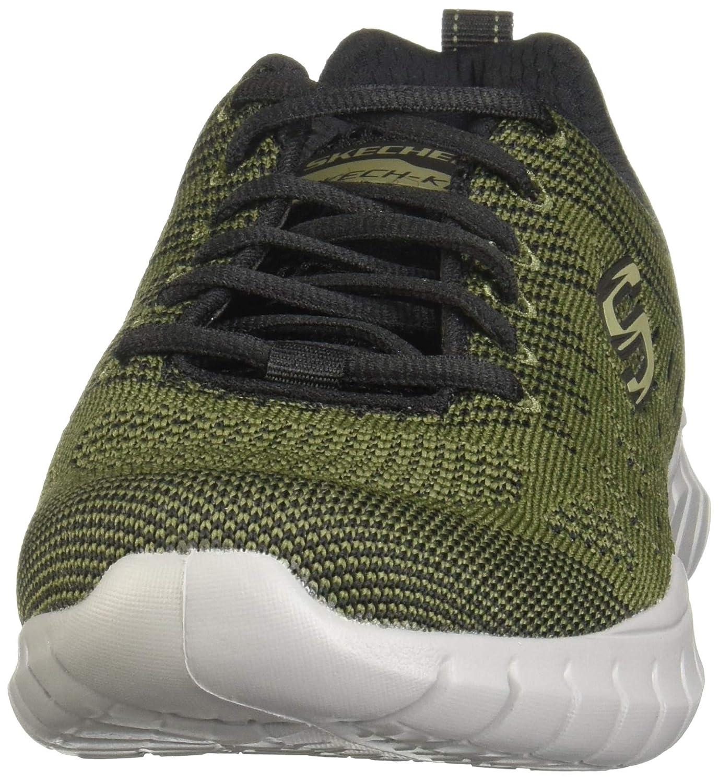 Skechers 999840 BKGY: : Schuhe & Handtaschen