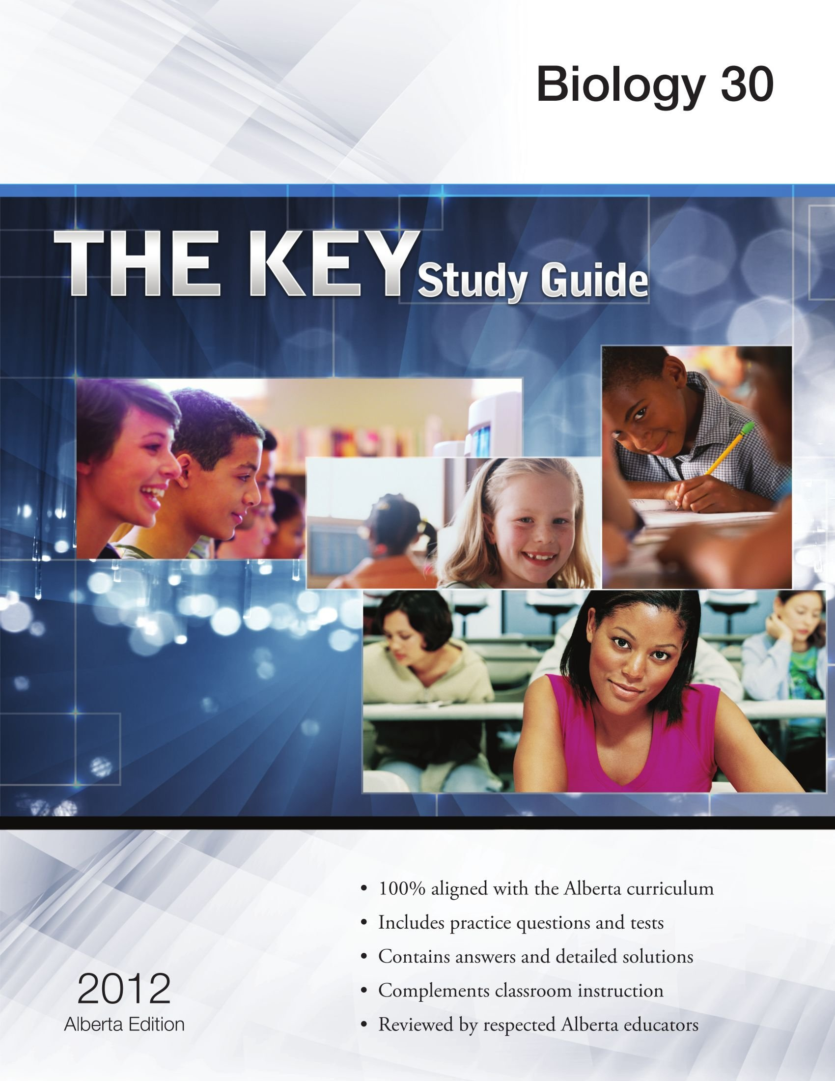 The Key Study Guide Biology 30 pdf epub