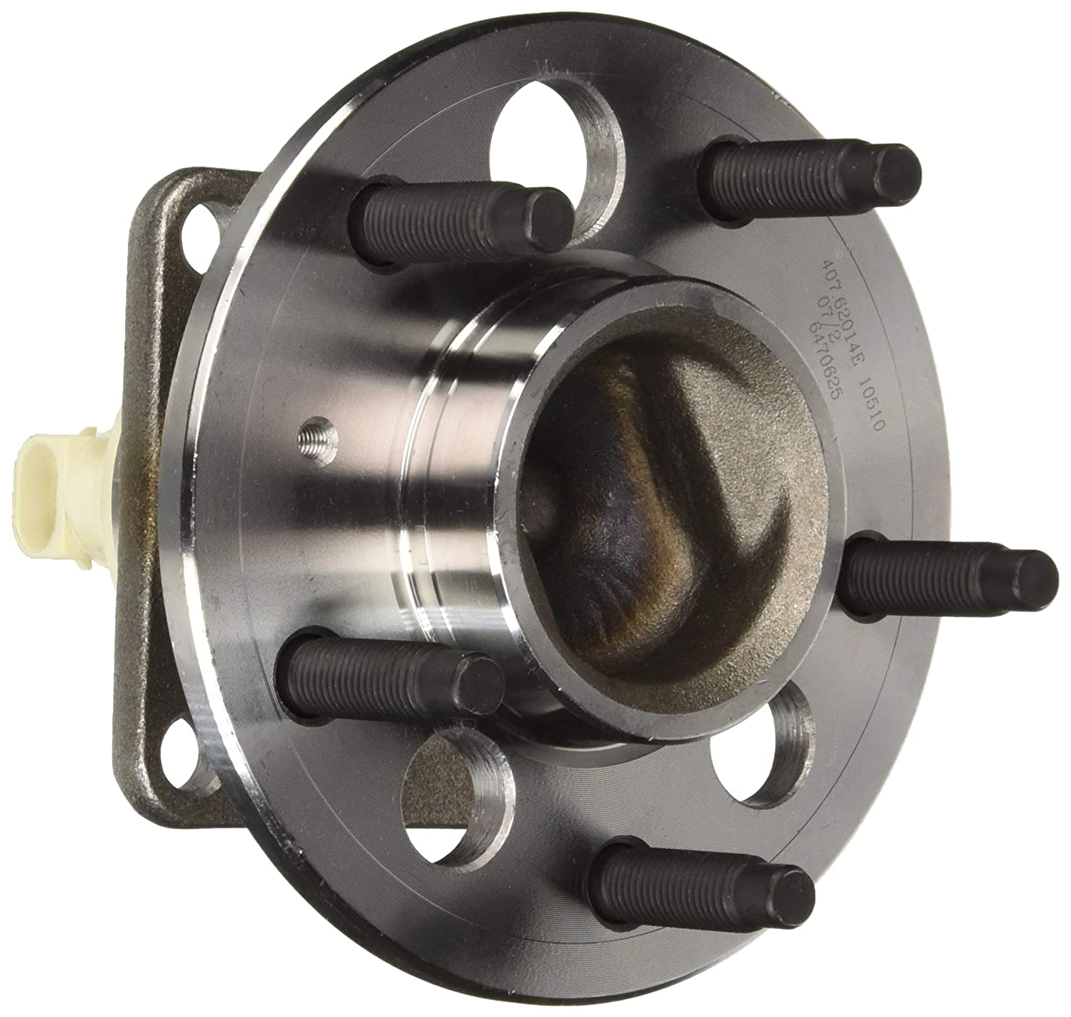 Centric 407.62014E Standard Axle Bearing and Hub Assembly
