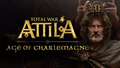 Total War: ATTILA - Age of Charlemange [Online Game Code]