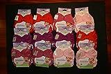 Bumgenius Freetime Cloth Diapers 6 Pack Girls
