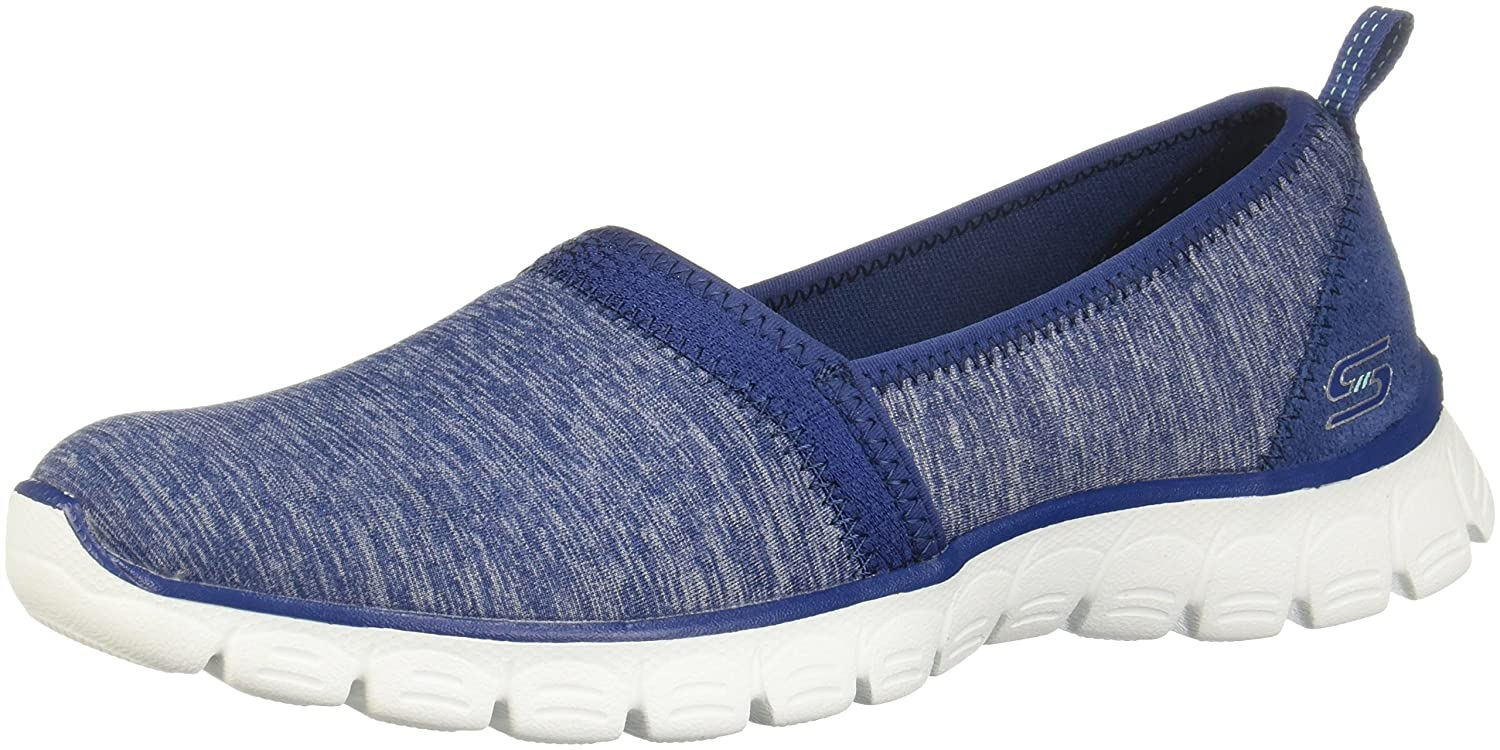 Skechers Ez Flex 3.0 Swift Motion Womens Slip On Sneakers B076THN6L6 9.5 B(M) US|Navy