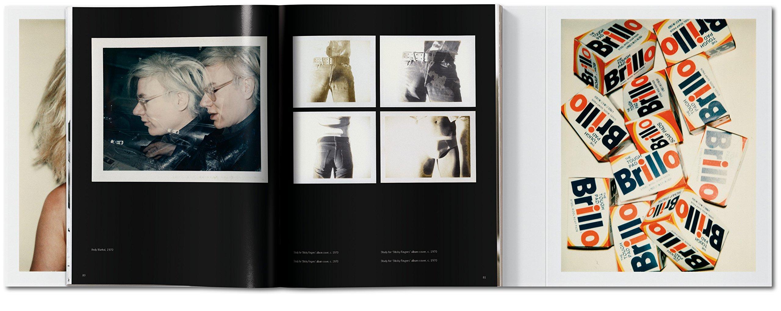 35bdc6373c256 Andy Warhol  Polaroids 1958-1987  Amazon.it  Meredith Mendelsohn, Reuel  Golden, Richard B. Woodward  Libri in altre lingue