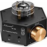 Nobsound NS-02E Vacuum Tube Headphone Amplifier Stereo HiFi Earphone Pre-Amp DIY (Black)