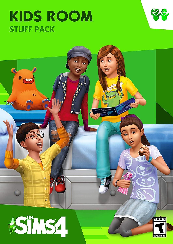 Amazon com: The Sims 4 Kids Room Stuff [Online Game Code