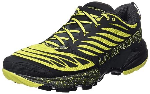 La Sportiva Scarpe da escursionismo Akasha Black   Sulphur 41 83790943e95