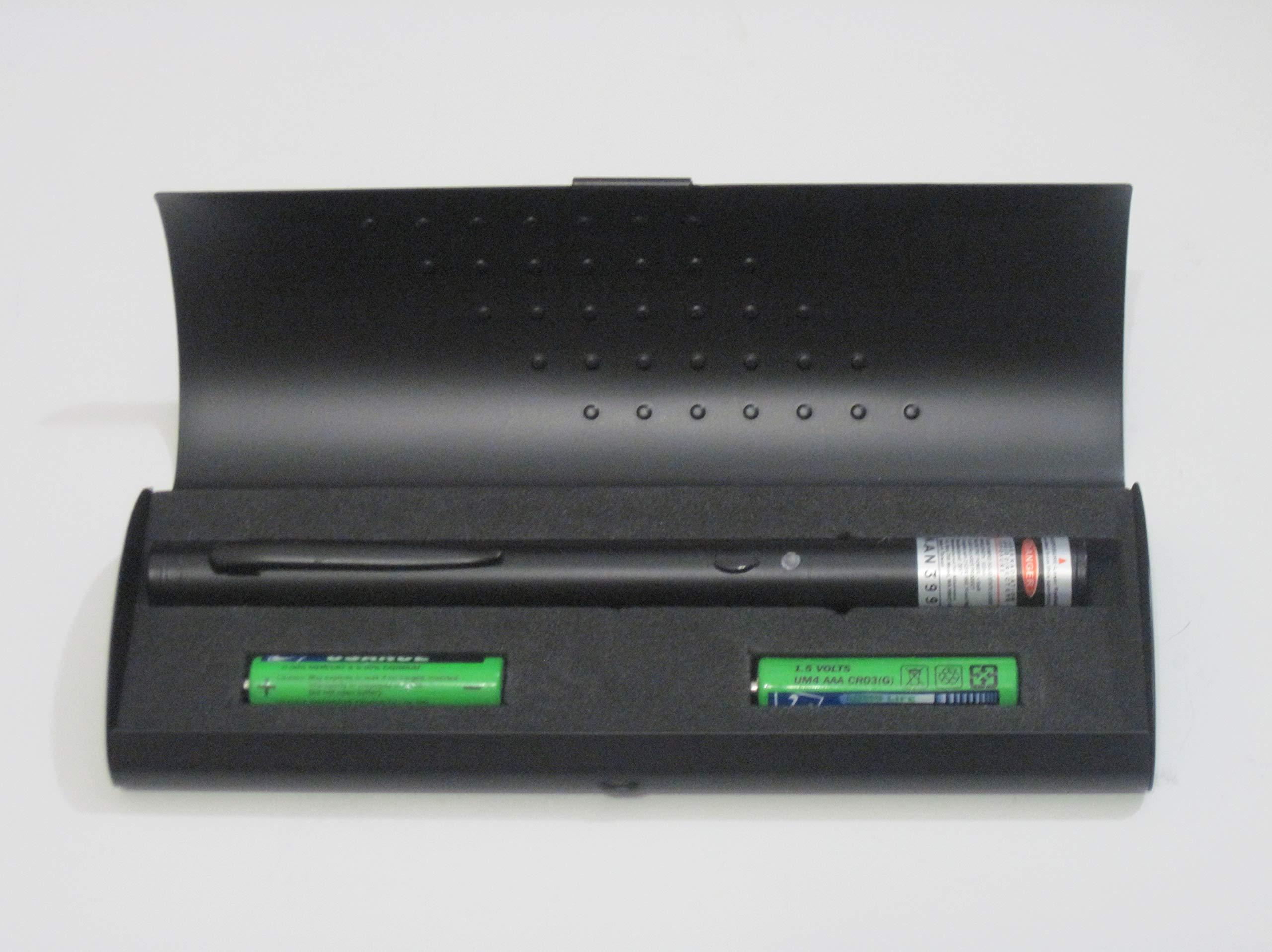 Atlasnova Green Laser with Feedback (APC) Class IIIA All Black