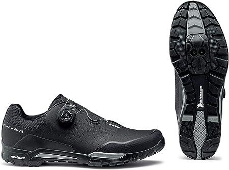 Northwave X-Trail Plus - Zapatillas para Bicicleta, Color Negro ...