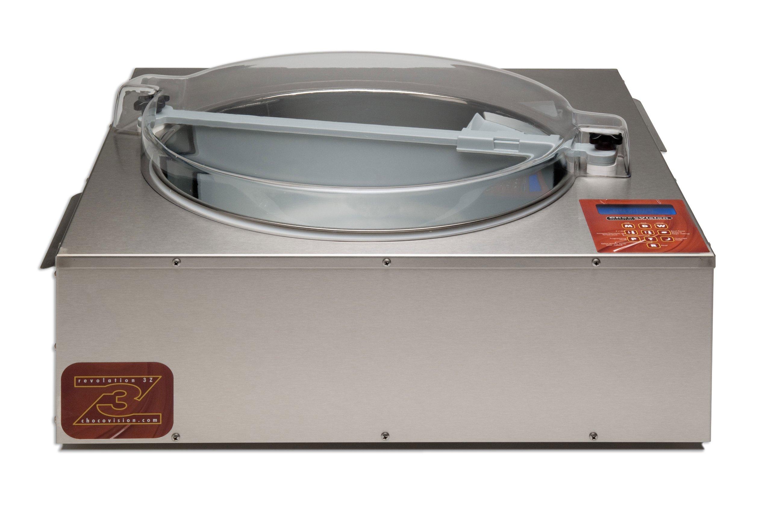 ChocoVision Revolation 3Z Chocolate Tempering Machine, 45 lb. Capacity