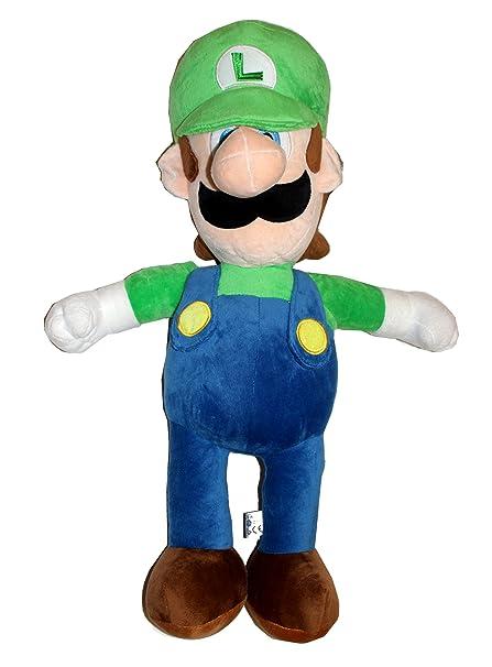 Super Luigi Mario Peluche 60cm PelucheGiocattolo 8nkXNPOwZ0